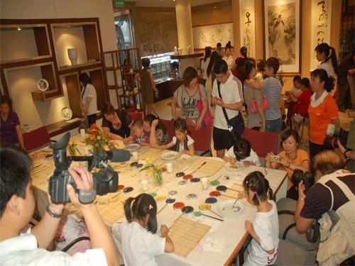 儿童陶艺制作图解图片 儿童手工制作大全图解,儿童灯笼手工