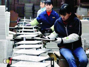 陶瓷产业总体向好 未遭遇产能过剩狂风洗礼