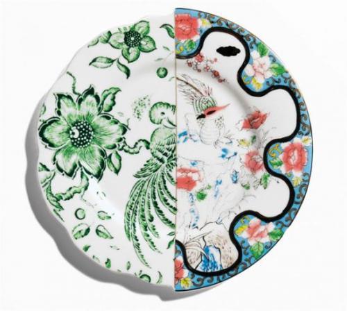 瓷器餐具的中西文化大碰撞图片