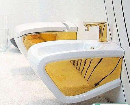 奢侈卫浴设计