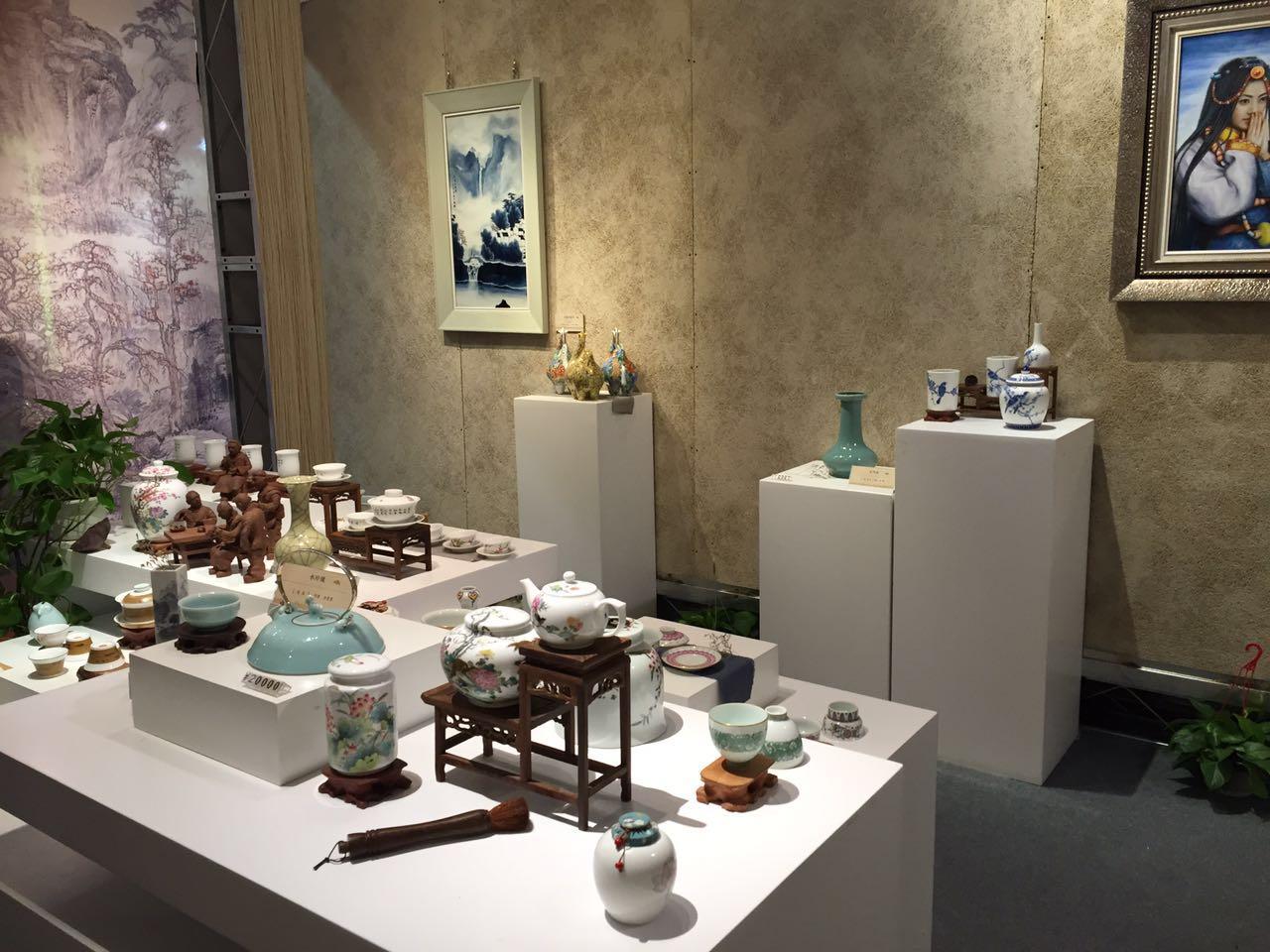 北京陶瓷艺术馆亮相文博会