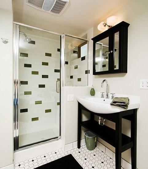 异性卫生间装修 精致小户型空间的大改变