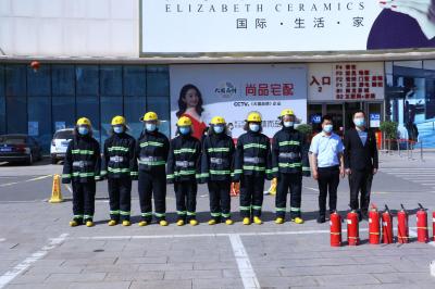 消防无小事,闽龙集团积极展开消防演练