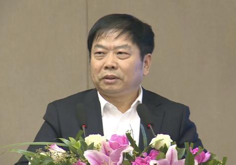 中国陶瓷工业协会副理事长、闽龙集团董事长 发言